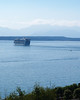 2013-07-27 - Cruise ship departure from Seattle, WA, USA