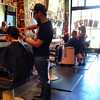 2013-09-07 - Rudy's Barbershop in Belltown