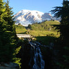 2013-09-13 - Myrtle Falls and Mount Rainier, WA, USA