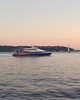 2013-07-24 - Victoria passenger catamaran leaving Seattle, WA, USA
