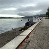 2013-09-07 - The promenade at Alki Beach in West Seattle