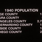 198X-XX-XX - TIC - Population of Suthern California counties in 1940
